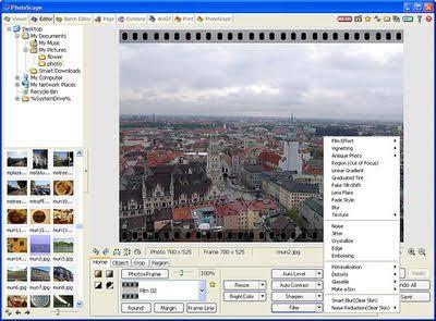 Photoscapeソフトウェアのダウンロード
