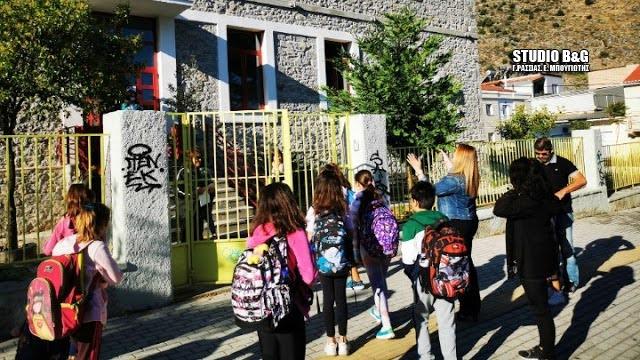 Σχολεία: Το πρόγραμμα, τα διαλείμματα, η προσέλευση και η αποχώρηση των μαθητών