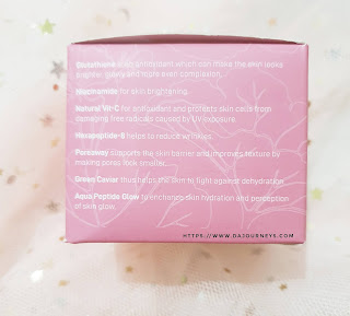 Review Scarlett Whitening Brightly Ever After Day Cream