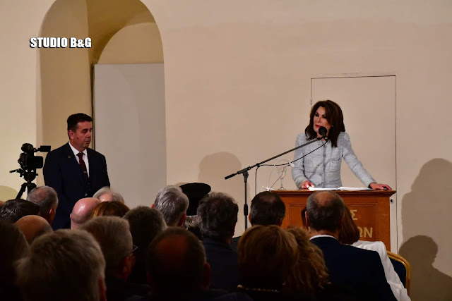 """Γιάννα Αγγελοπούλου: Από χορηγίες οι πόροι της Επιτροπής """"Ελλάδα 2021"""" χωρίς επιβάρυνση του Δημοσίου"""