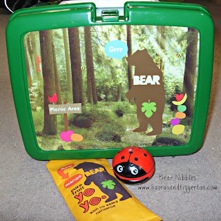 A Back to School Grrrowl from Bear – Mango