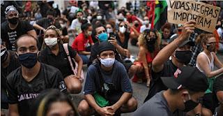 Torcidas antifascistas da Paraíba se organizam em meio ao levante nacional