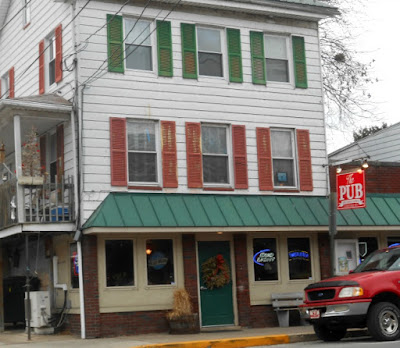 The Pub - Small Town Bar in Duncannon Pennsylvania