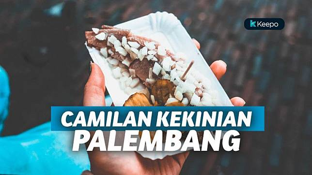 Jajanan Hits di Wisata Kuliner Palembang yang Bikin Ngiler