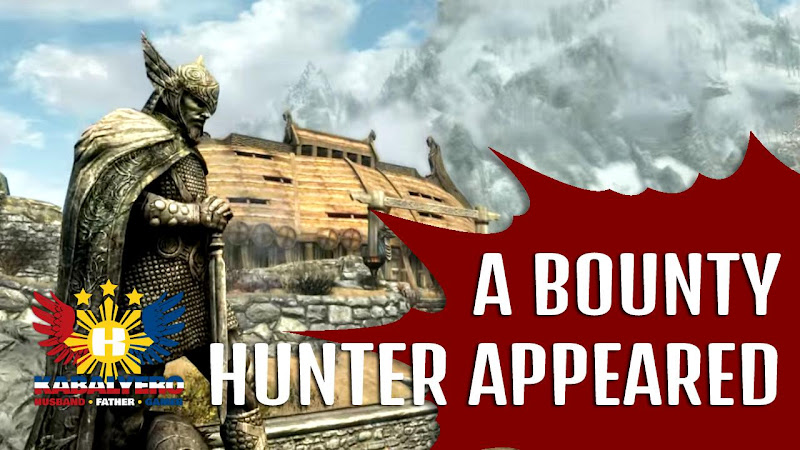 A Bounty Hunter Came For The Bounty • Skyrim Special Edition (Gameplay)