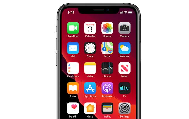 أطلقت شركة آبل الإصدار التجريبي الثالث من نظام iOS 13.1 للمختبرين