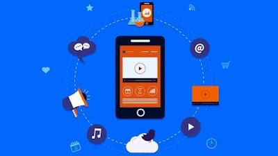 mobile marketing tiếp thị di động