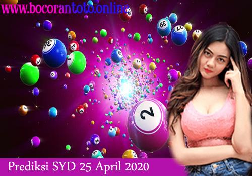 Prediksi Togel Sydney 25 April 2020 Sabtu