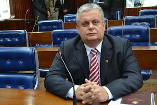 Confira: Deputado Estadual Bosco Carneiro,  entrega cargos ao governador