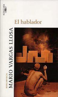 El hablador, de Mario Vargas Llosa.