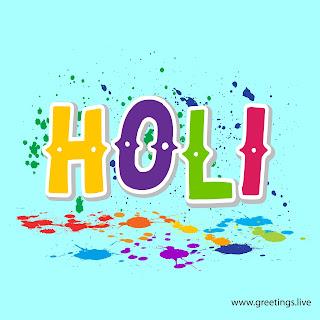 LATEST holi celebration pics