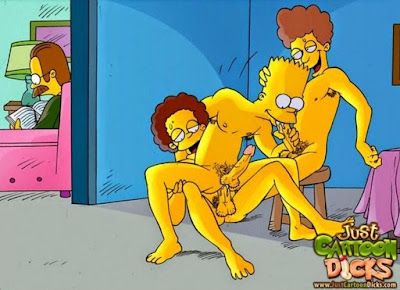 los simpson gay porno