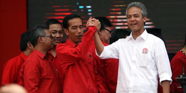 Ganjar Perlu Tiru Cara Jokowi Meluluhkan Megawati