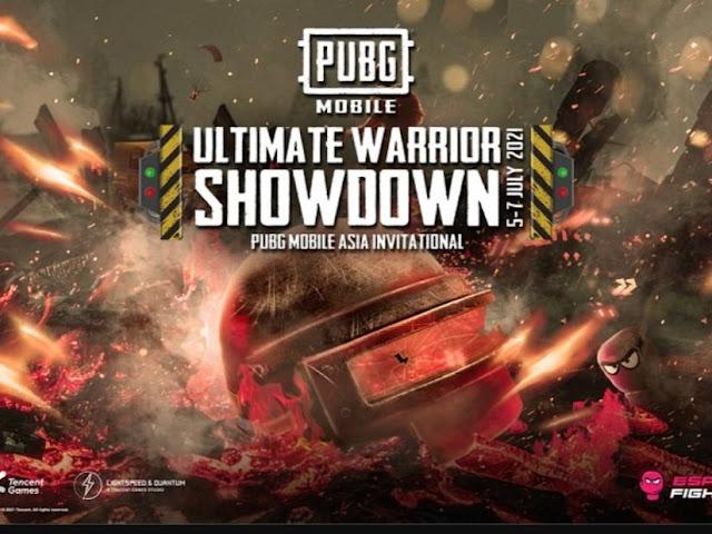 16 Tim PUBG Mobile akan berlaga dalam Turnamen Ultimate Warrior Showdown, Ada Bigetron RA