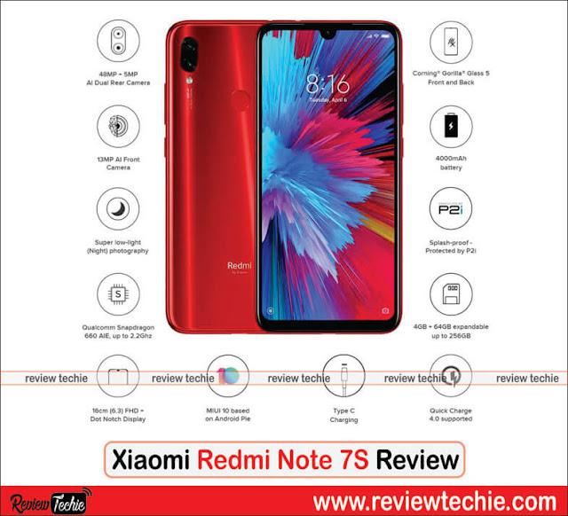 Xiaomi Redmi Note 7S Review