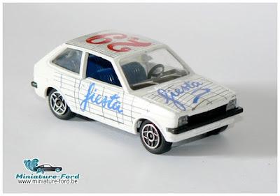 Solido, Ford Fiesta 29