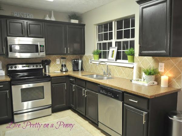 # LivePrettyKitchen: Kitchen Progress