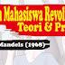 Gerakan Mahasiswa Revolusioner: Teori dan Praktek