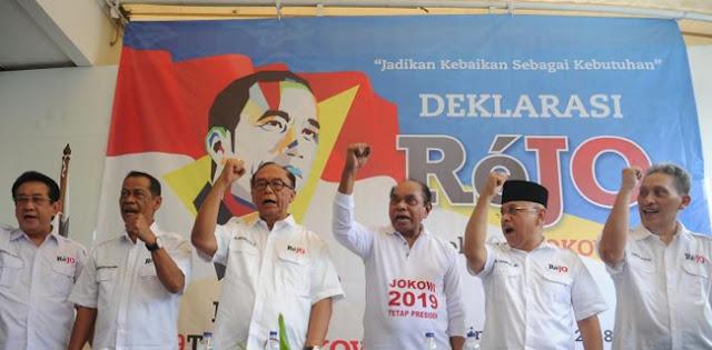 Bang Yos Berharap Ketum ReJo Jadi Menteri Jokowi