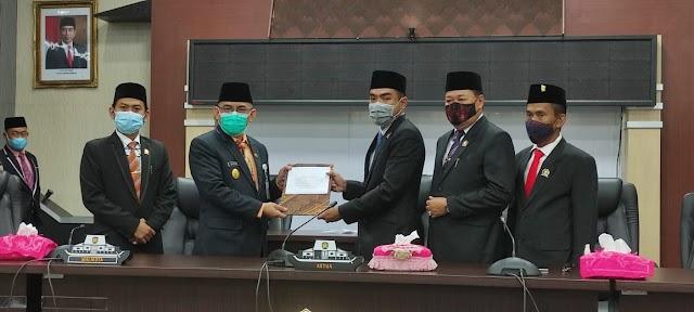 Lensa Foto DPRD Banjarmasin Periode April 2021