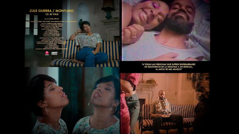 Zule Guerra - ¨Montuno¨ - Videoclip - Director: Daniel Arévalo. Portal Del Vídeo Clip Cubano