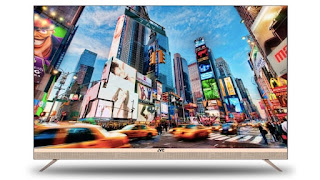 JVC 55-Inch 4K Smart Quantum LED TV Launched in India at Rs. 38,999