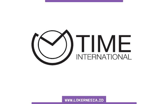 Lowongan Kerja Terbaru PT Timerindo Perkasa International  SUMSEL LOKER: Lowongan Kerja Terbaru Time International Agustus 2021