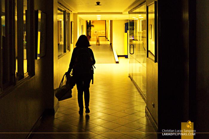 Taal Vista Hotel Tagaytay Hallway