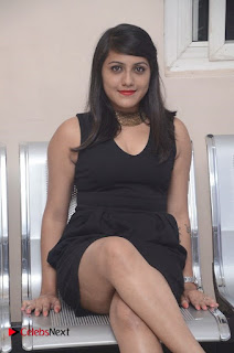 Sanjana Pictures At Trayam Movie Teaser Launch