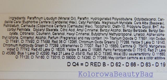 Kryolan-Dermacolor-camouflage-creme-ingridients