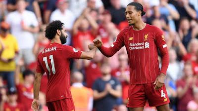 Highlight Liverpool 3-1 Arsenal, 24 Agustus 2019