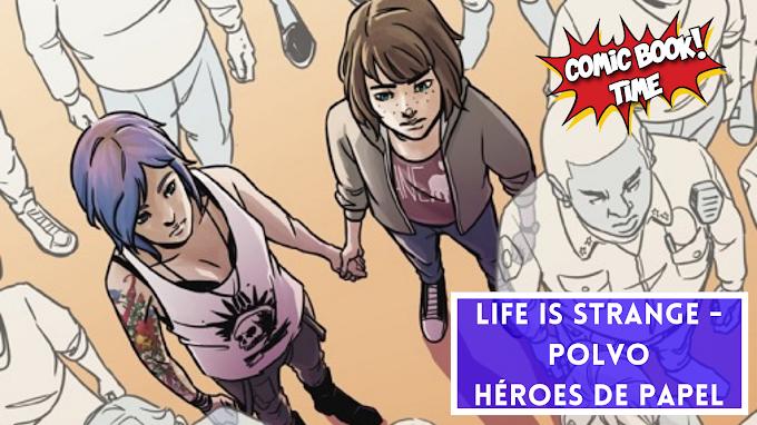 Life is strange - Polvo | Editado por Héroes de papel