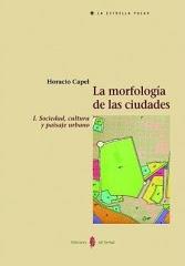 La morfología de las ciudades