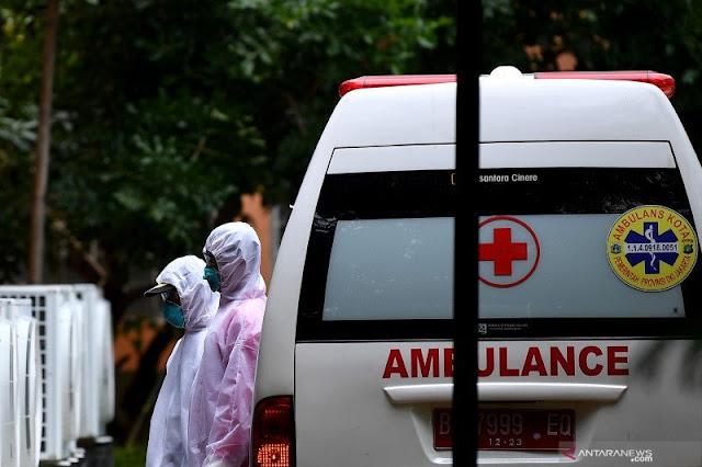 Kelompok Relawan Gugus Kerahkan 19 Ambulans Angkut Pasien COVID-19 di Jakarta dan Sekitarnya