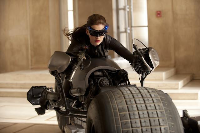 Nueva imagen de Catwoman en 'El caballero oscuro: La leyenda renace'