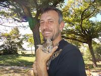 Io con una gattina