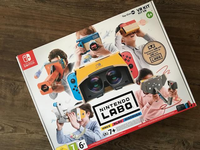 Nintendo Labo VR-Set