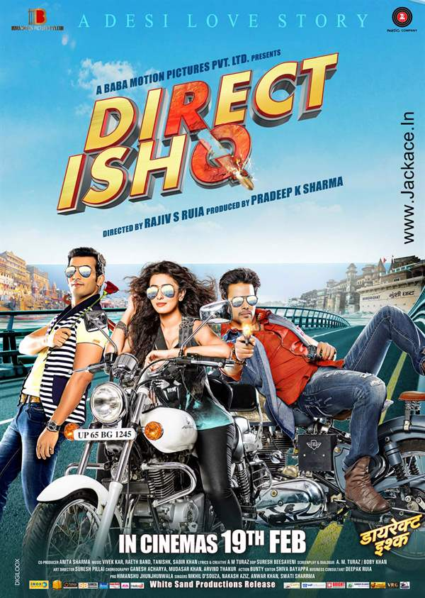 Direct Ishq First Look Poster 5