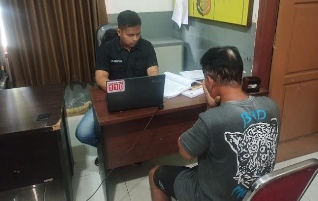 Colok Kemaluan Anak Tetangga, Buruh Bangunan di Muaro Jambi Ditangkap