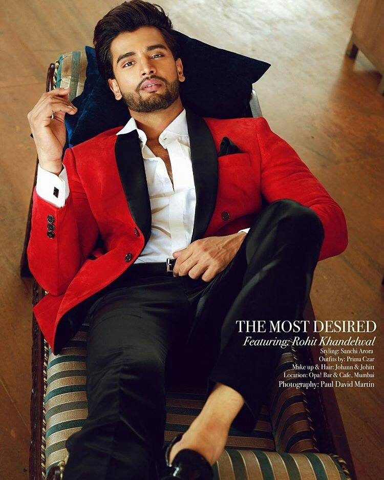 Rohit Khandelwal Latest Photos