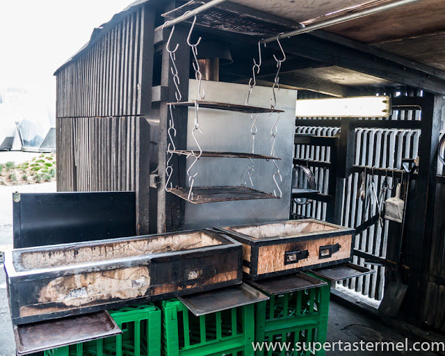 noma charcoal grill