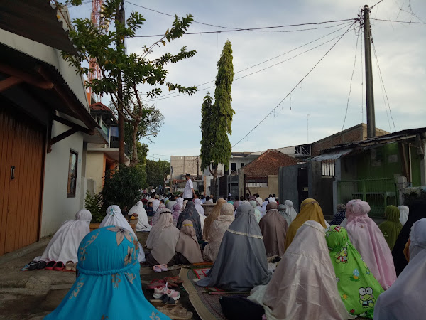 Lebaran 2021: Dilarang Mudik, Perpanjang Silaturahmi