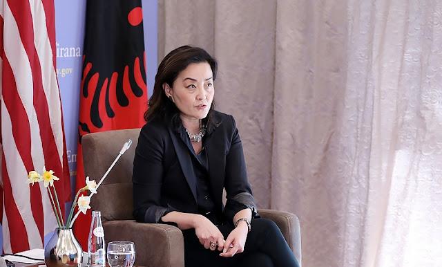Yuri Kim: La riforma della giustizia è vitale per il successo dell'Albania come Stato