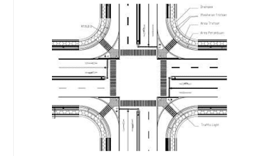 perencanaan Persimpangan Sebidang