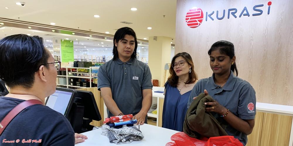 KURASi, Japanese Style, Fashion from Japan, Malaysia-Japan No.1 Fashion Live Mall, Quillcity Mall, Beauty by Rawlins,