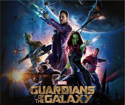 Libro de Actividades de los Guardianes de la Galaxia para Imprimir Gratis.