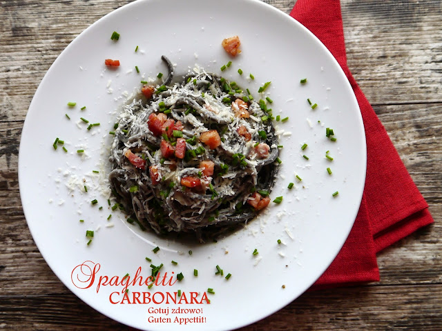Spaghetti Carbonara - podwójnie czarna - Czytaj więcej »
