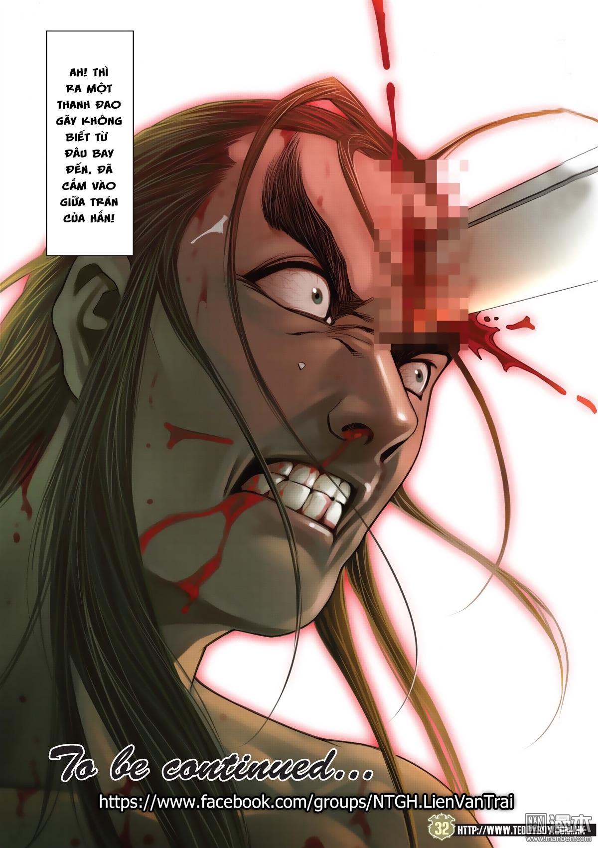 Người Trong Giang Hồ RAW Chương 2036 - NhoTruyen.Net