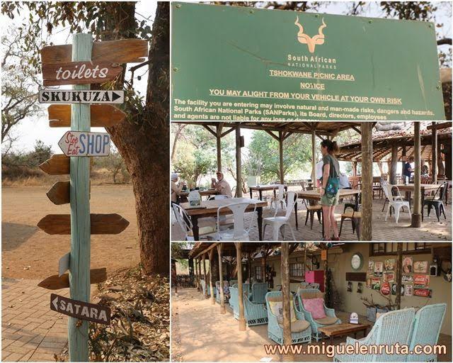 Área-recreativa-Tshokwane-Sudáfrica