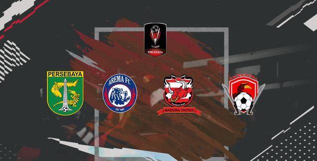 Jadwal Semifinal Piala Presiden 2019